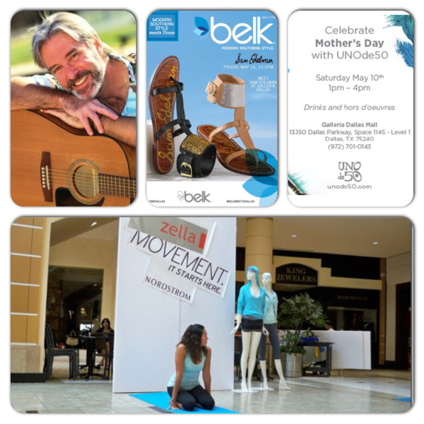 May Galleria Events//GenPink