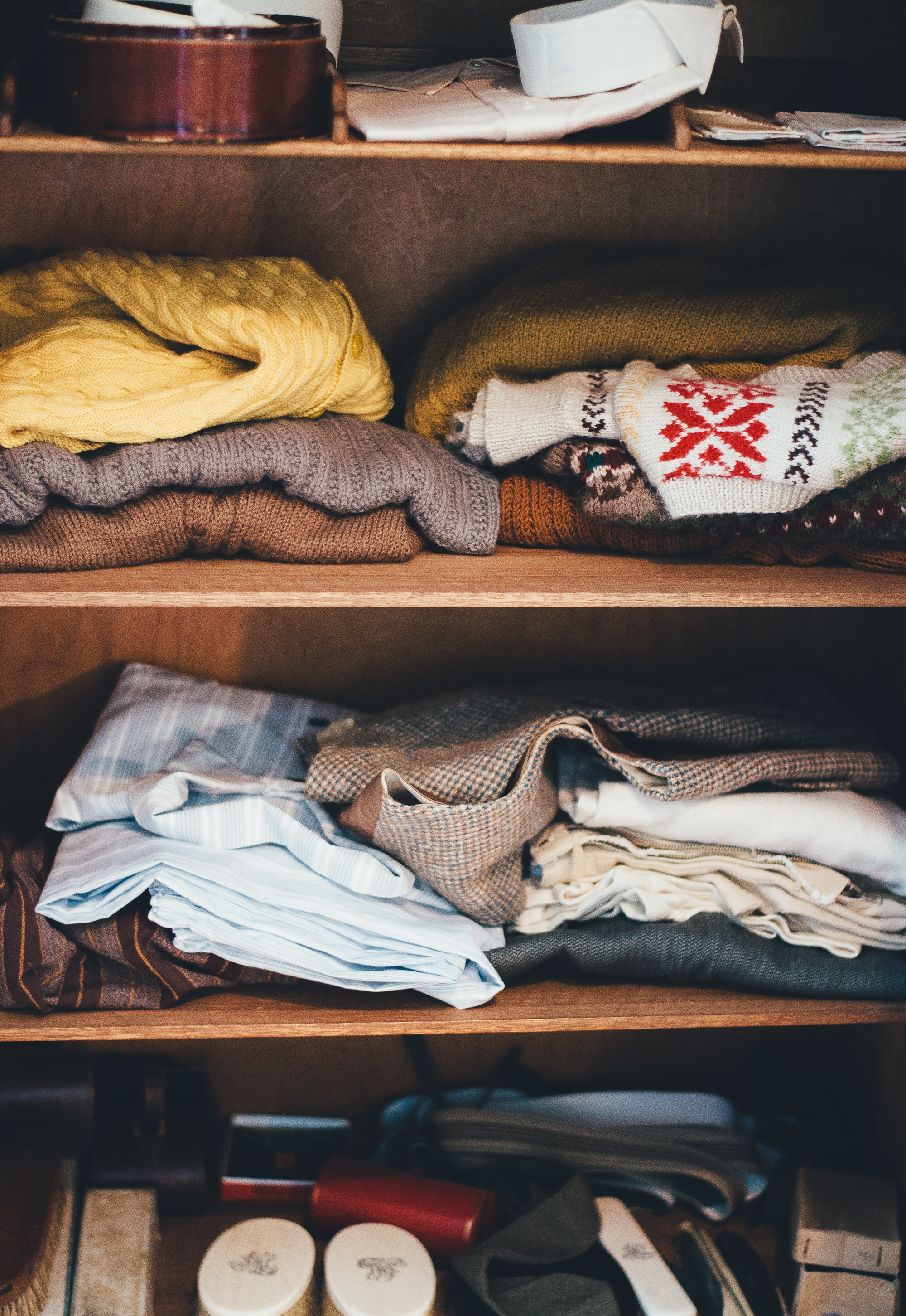 For the Girl Who Has Everything: 13 Organization Tips and Tricks for Your Closet