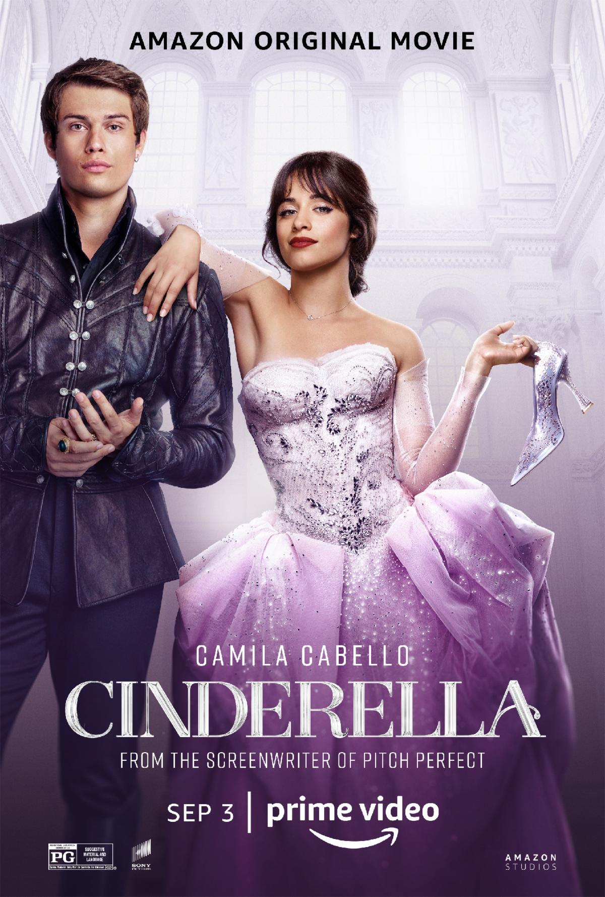 Amazon Studios' CINDERELLA